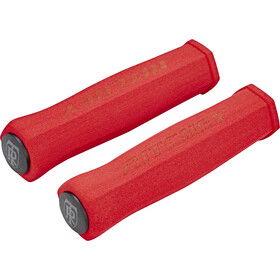 Ritchey WCS True Grip Manopole, red